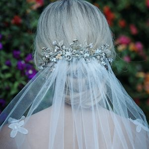 ilia bridal hair comb