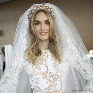 Berta Headband Balilti Fall Winter 2020 Runway