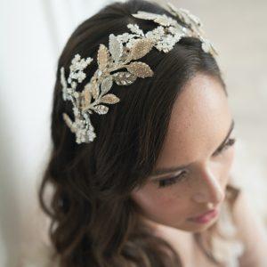 bridal headband