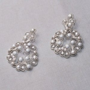 ELLIE SS 20-06 maria elena headpieces holiday collection earrings