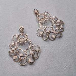 MIRAGE SS 20-05 maria elena headpieces holiday collection earrings